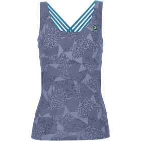 E9 Noa Tank Top Women indigo